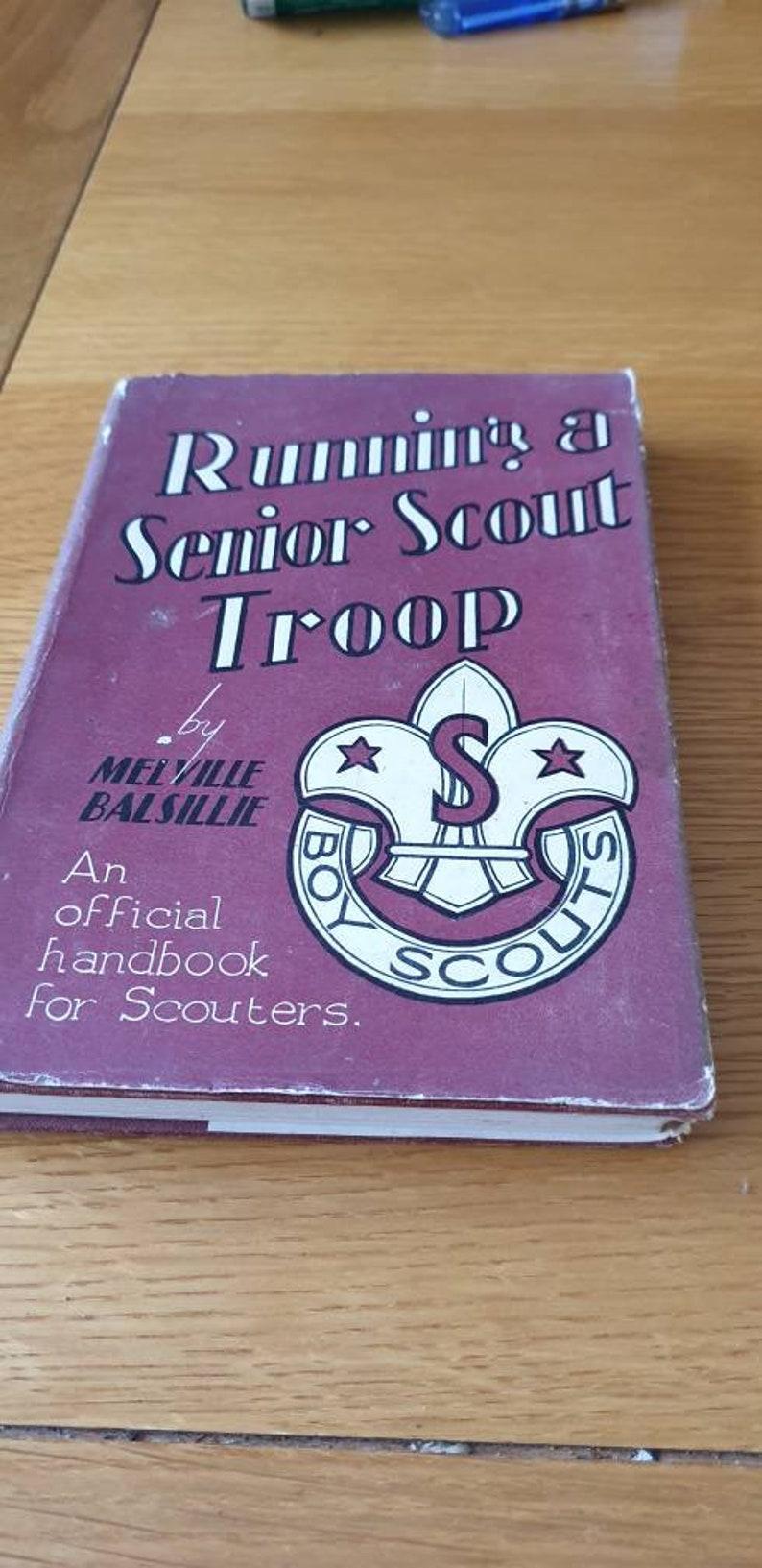 SCOUT TROOP BOOK