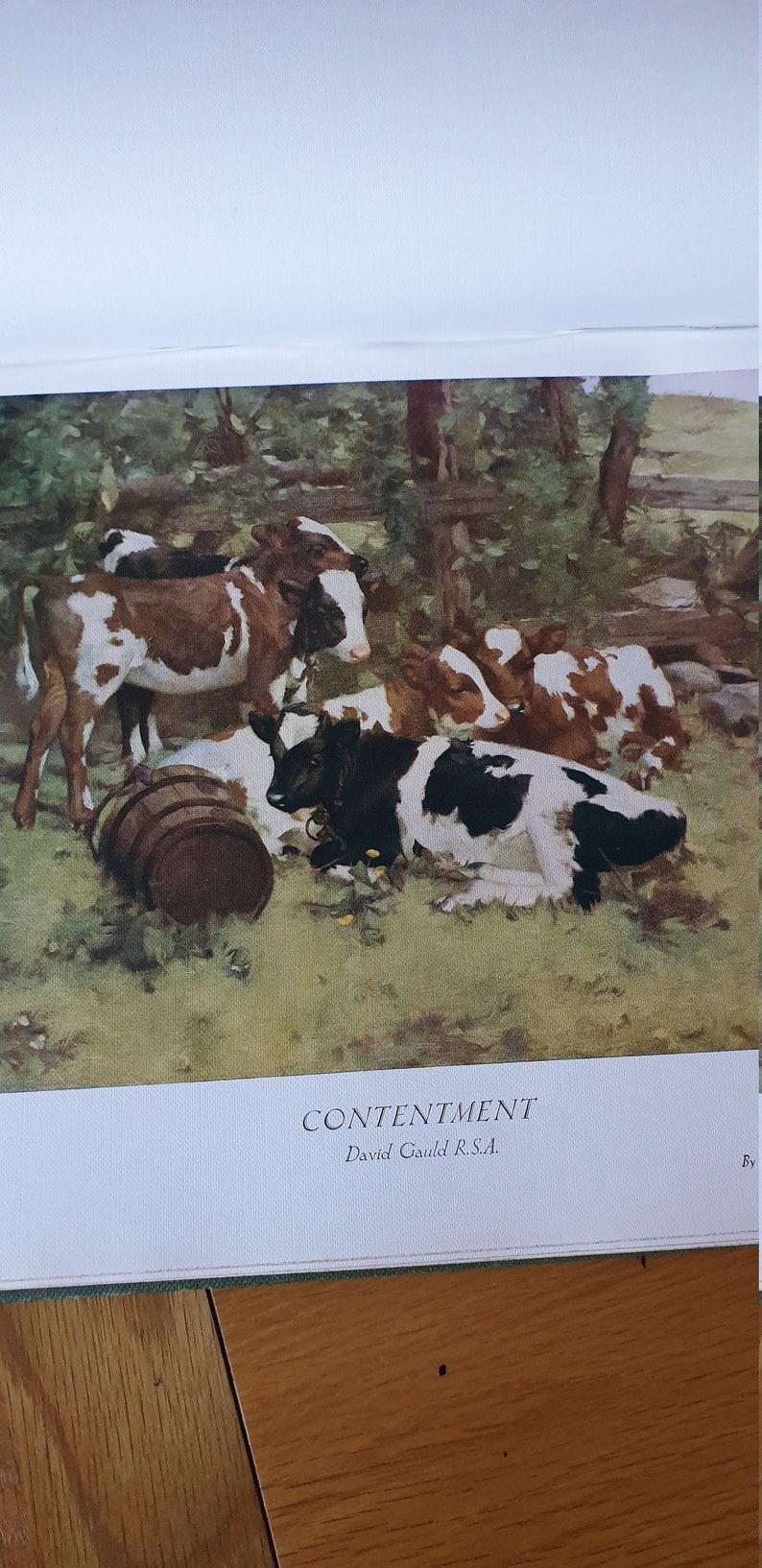 BRITISH ART BOOK  200 prints no overseas  no overseas