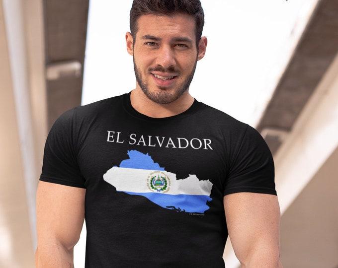 El Salvador -- Short Sleeve T-Shirt