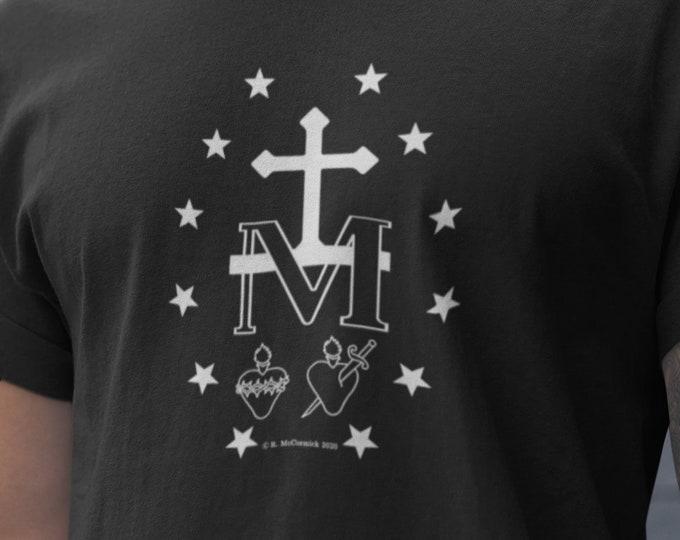 Marian Cross - Short sleeve T-Shirt