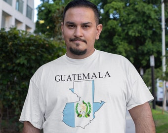 Guatemala -- Short sleeve t-shirt