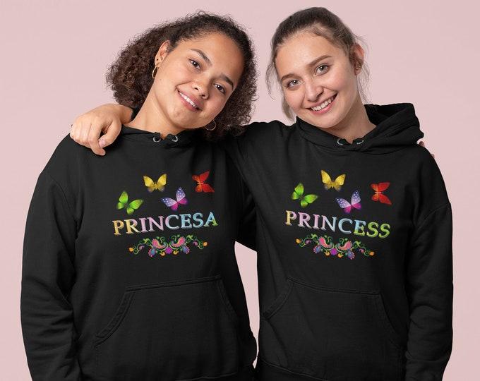 Princess/Princesa Hoodie