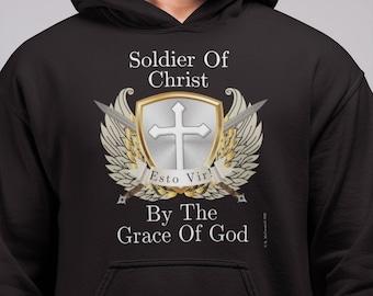 Soldier of Christ Unisex Hoodie