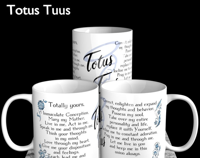 Totus Tuus Prayer of Pope St. John Paul II