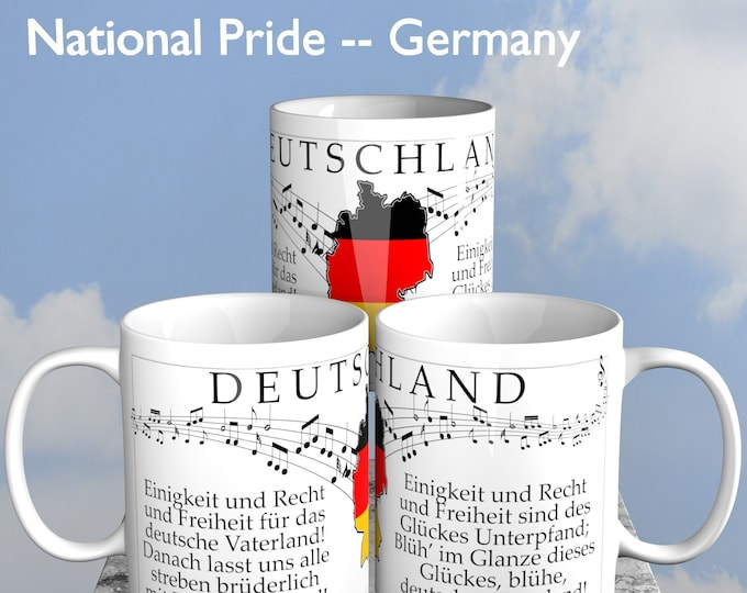 National Pride -- Germany