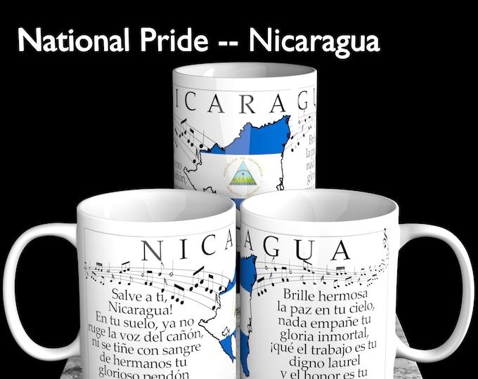 National Pride -- Nicaragua