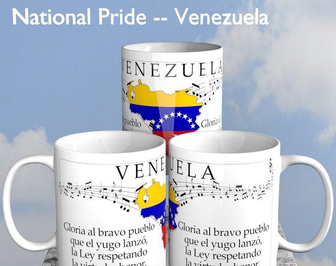 National Pride -- Venezuela