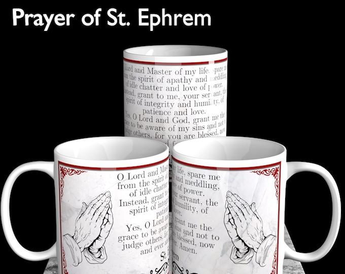 Prayer of St. Ephrem