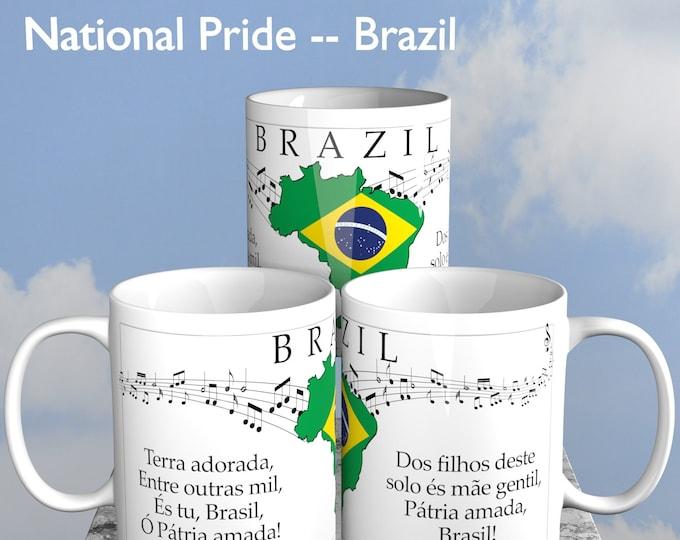 National Pride -- Brazil