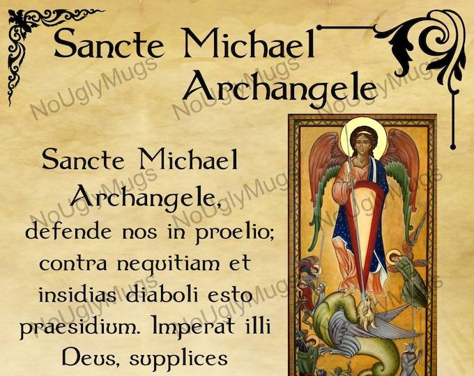 Digital Download: Sancte Michael Archangele