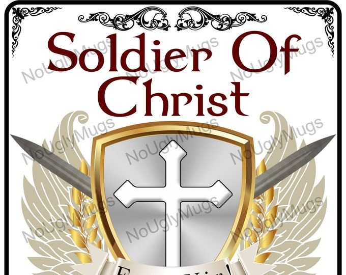 Digital Download: Soldier of Christ By The Grace of God