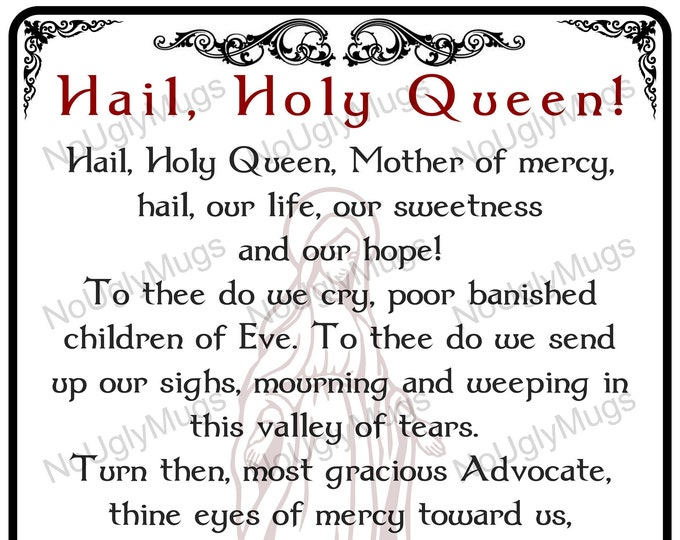 Digital Download: Hail, Holy Queen!