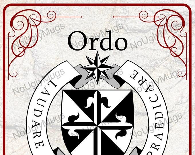 Digital Download: Ordo Praedicatorum