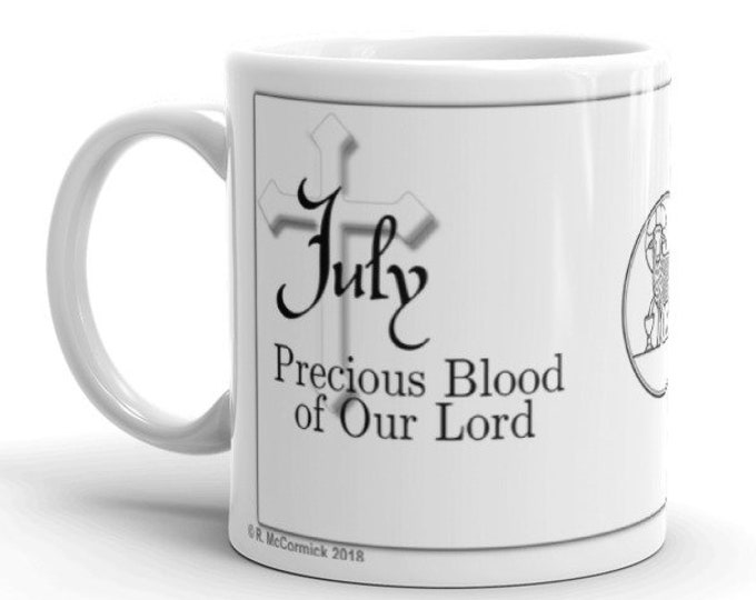 July in the Catholic Year