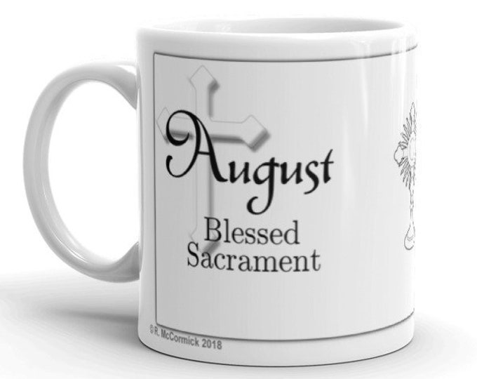 August in the Catholic Year