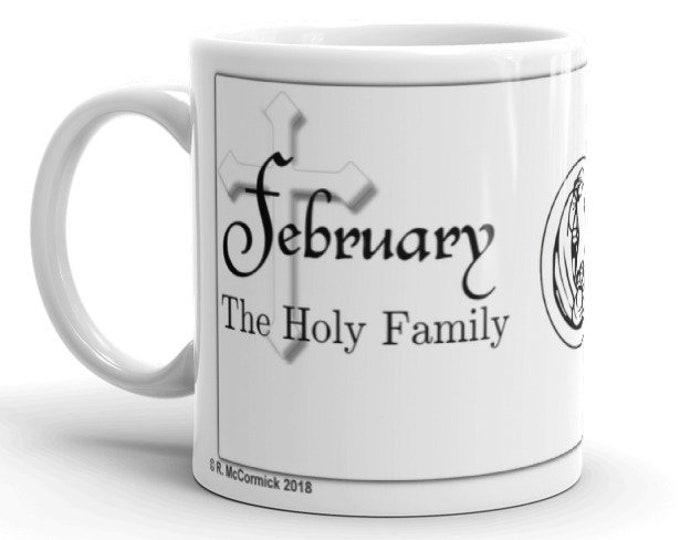 February in the Catholic Year