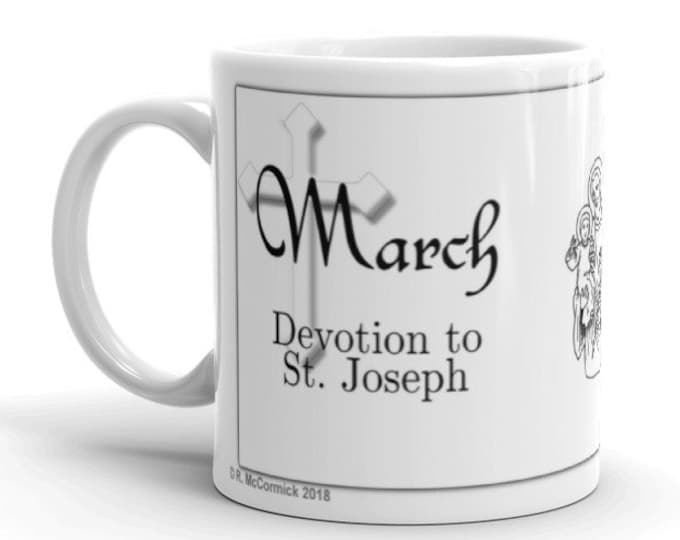 March in the Catholic Year