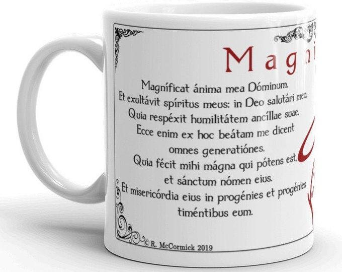 Magnificat (Latin Version)