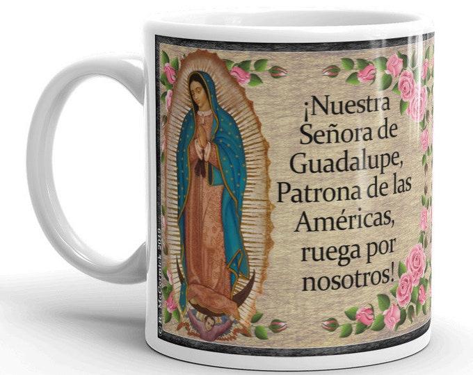 Patrona de Las Americas!