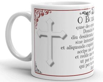 O Bona Crux Latin Prayer