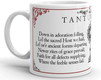 Tantum Ergo English Version