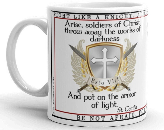 Arise Soldiers