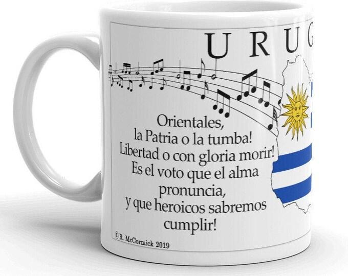 National Pride -- Uruguay