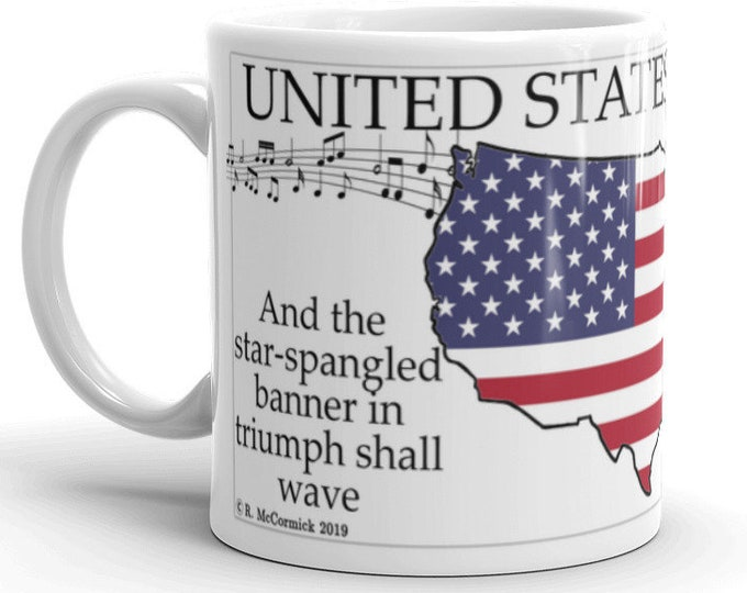 National Pride -- The United States of America