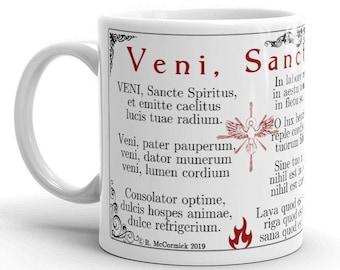 Veni, Sancte Spiritus -- Latin
