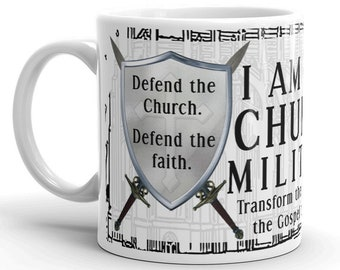 I am the Church Militant