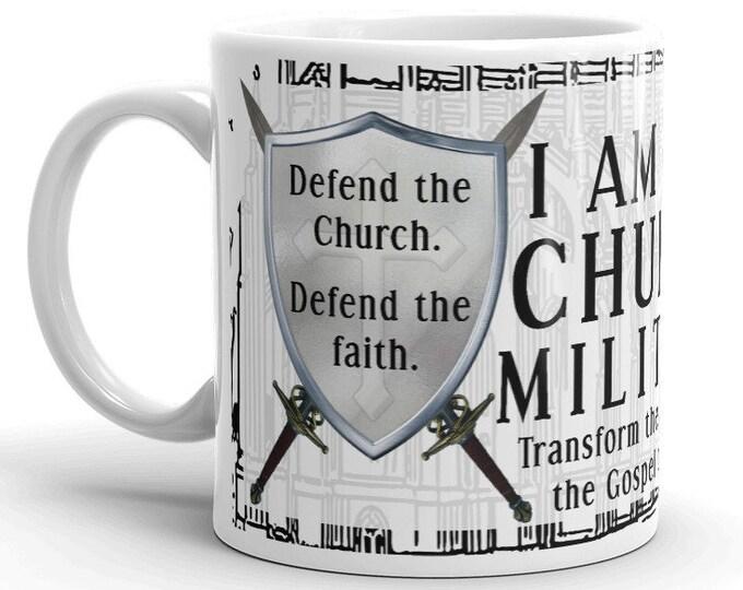 I am the Church Militant