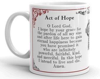 Actus Spei -- Act of Hope