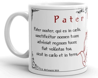 Pater Noster -- Our Father