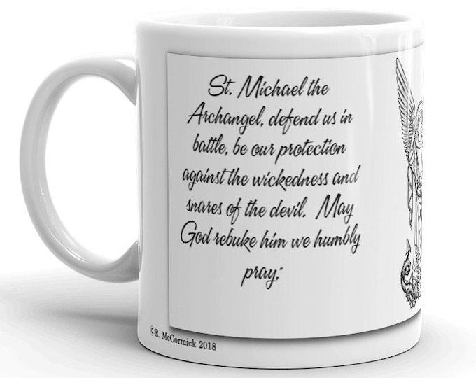 St. Micheal Prayer