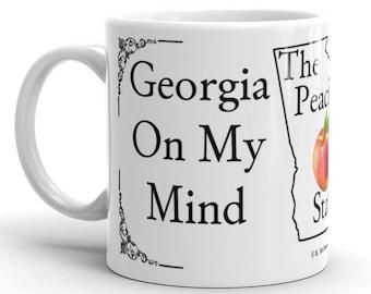 50 States - Georgia