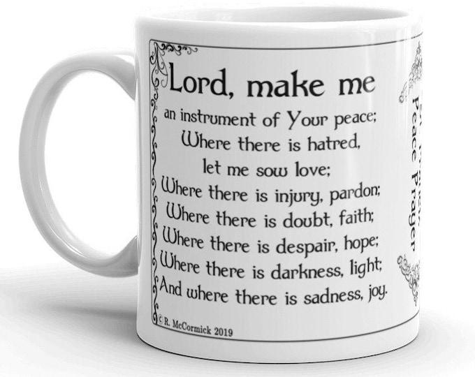 St. Francis Peace Prayer