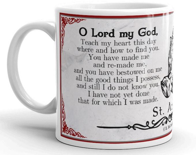O Lord my God-- St. Anselm