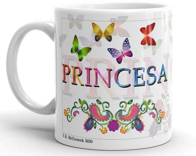 Princess/Princesa Mug