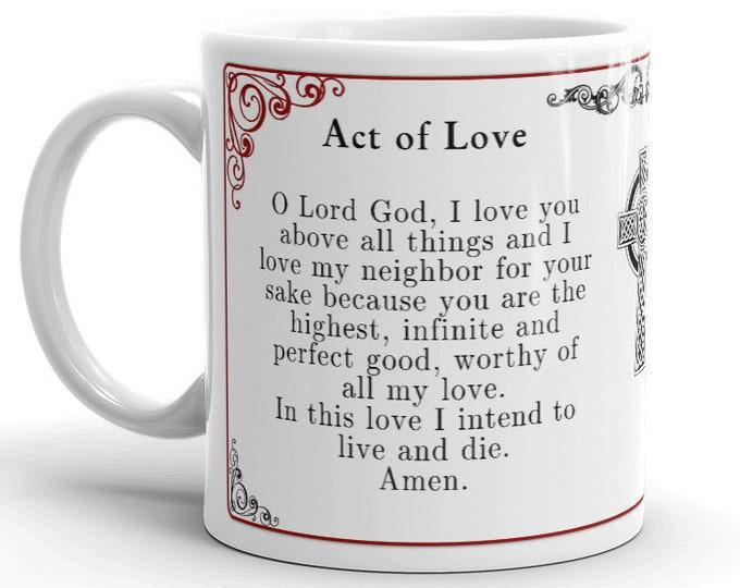 Actus Caritatis -- Act of Love/Charity