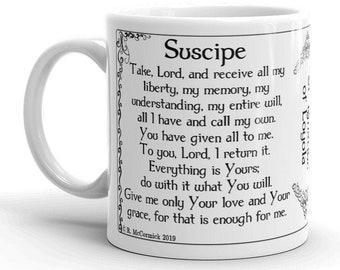 Suscipe -- St. Ignatius of Loyola
