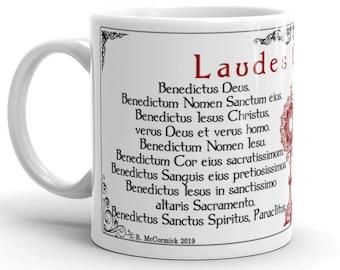 Laudes Divinae -- Divine Praises