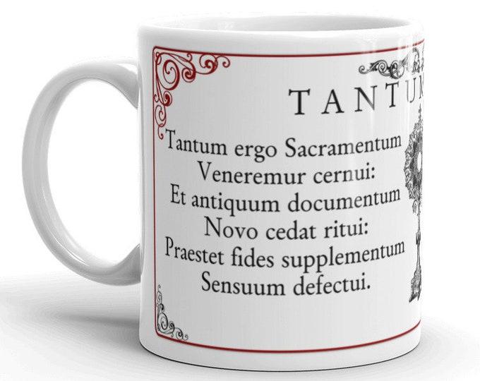 Tantum Ergo Latin Version