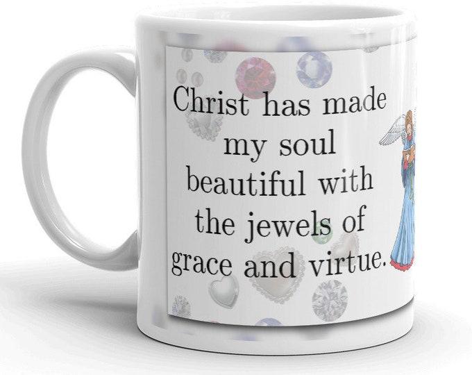 Beautiful soul -- St. Agnes