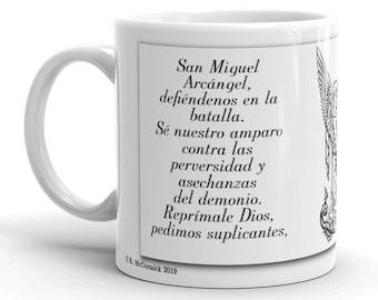 Oracion a San Miguel