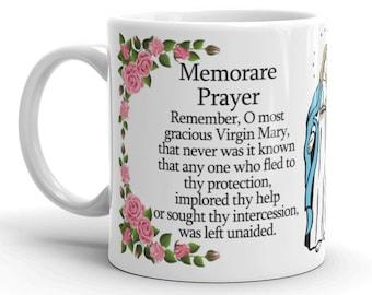 Memorare prayer