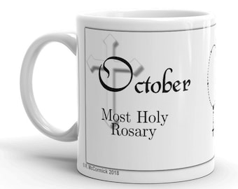 October in the Catholic Year