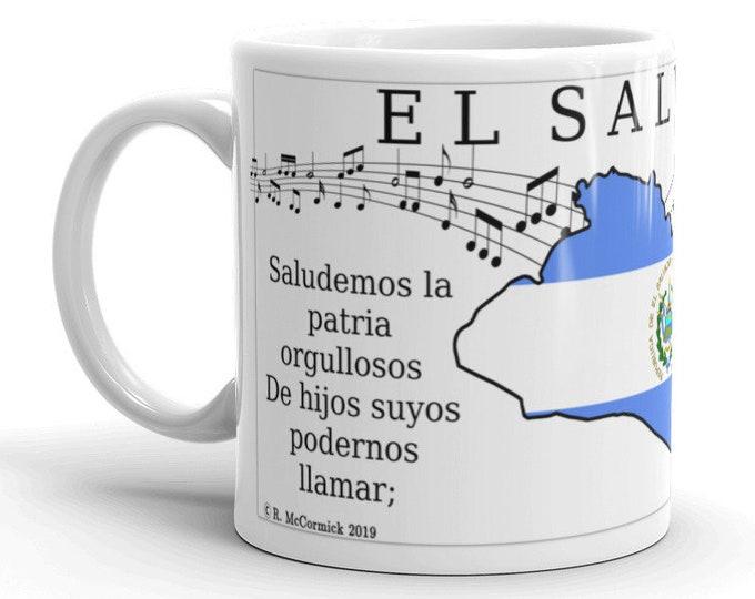 National Pride -- El Salvador