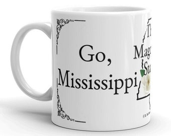 50 States - Mississippi