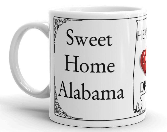 50 States - Alabama