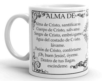 Alma de Cristo oracion